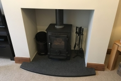Basalt Hearth