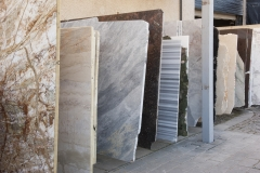 Stock of Marble