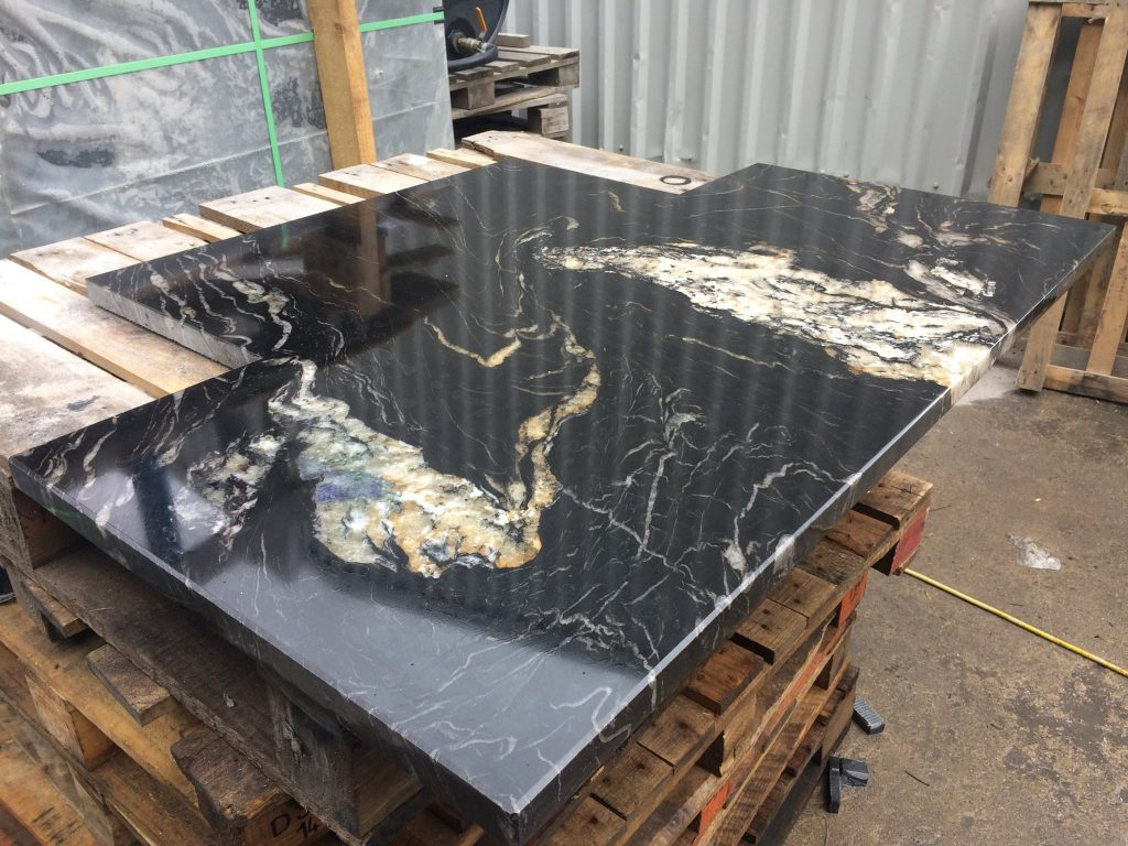 Titanium Granite Hearths Hearth Stones Cut To Size